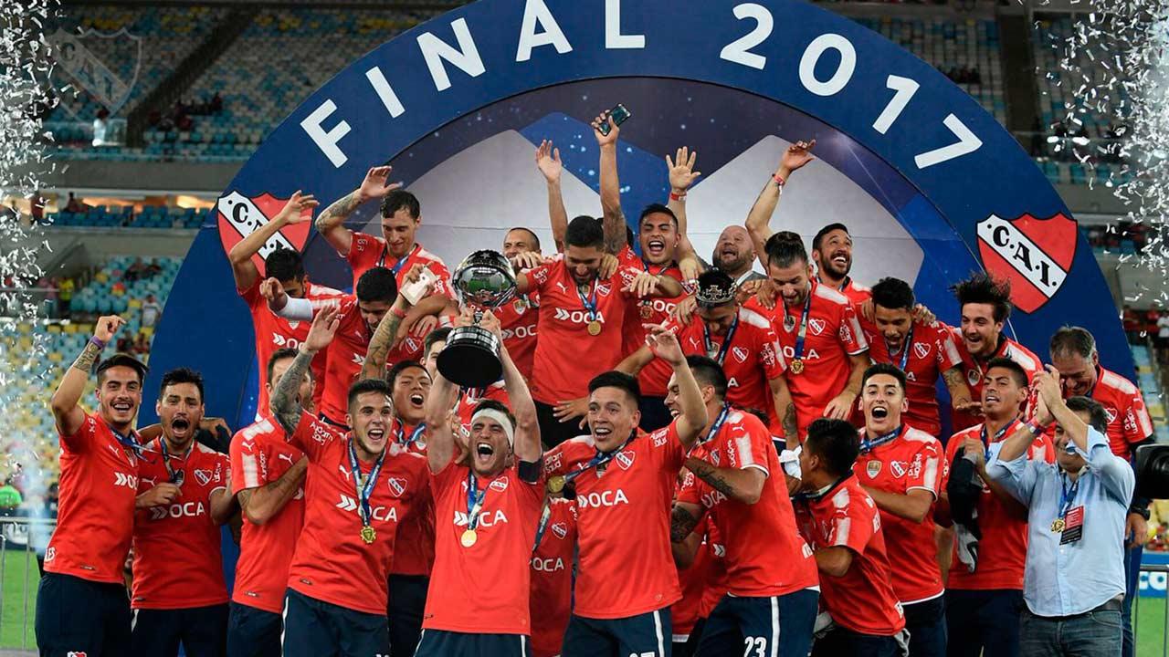 El equipo argentino se consagró en la segunda competición más importante de clubes en el continente