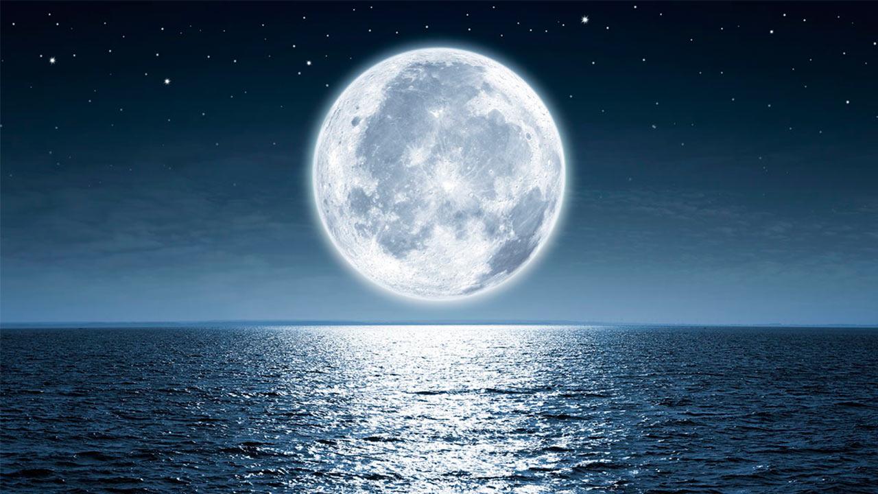 Este fenómeno natural se visualizará el 1 de enero y en la última noche del mes uno