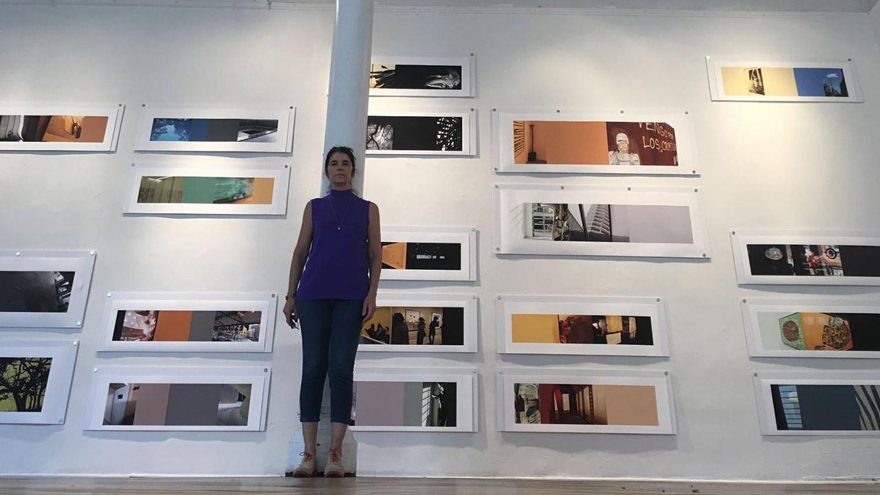 La artista venezolana presentará su obra en la muestra 'RAW', a exhibirse en diciembre en la ciudad estadounidense