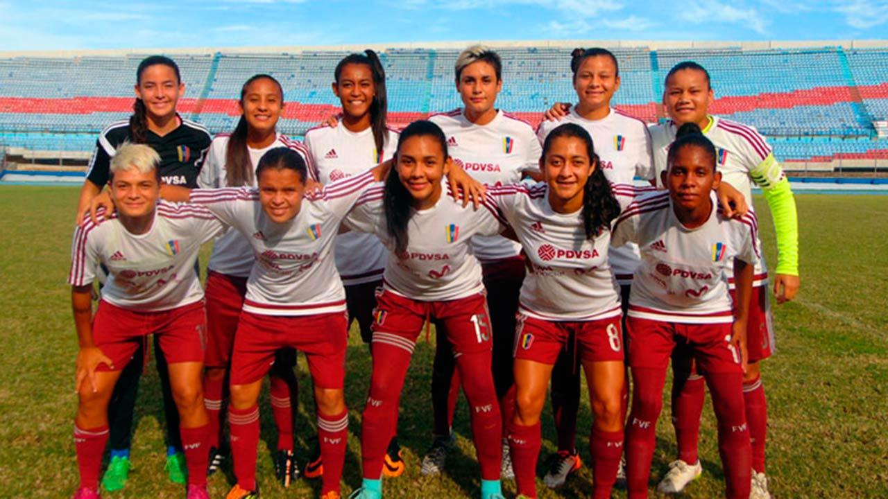 La selección nacional quedó encuadrada en el Grupo B del troneo sudamericano clasificatorio al mundial de la categoría