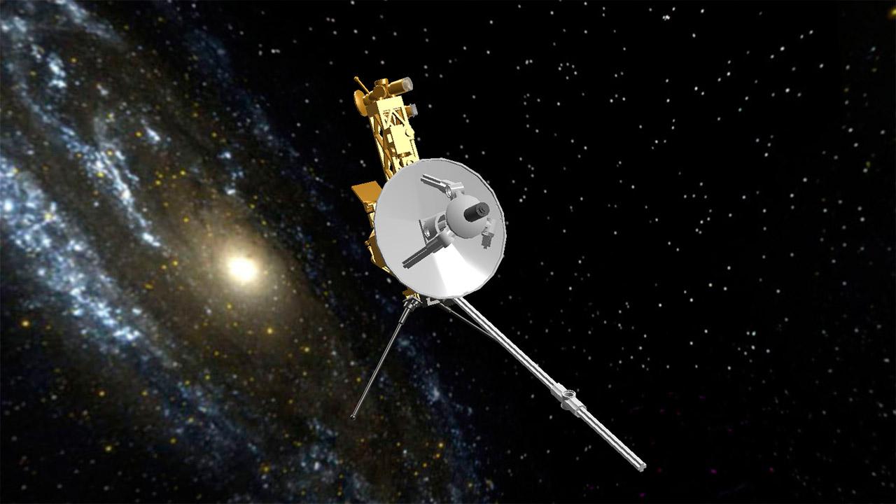 La NASA ordenó el reencendido de la onda espacial después de 37 años de inactividad