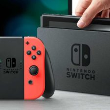 Nintendo Switch rompe récord de ventas