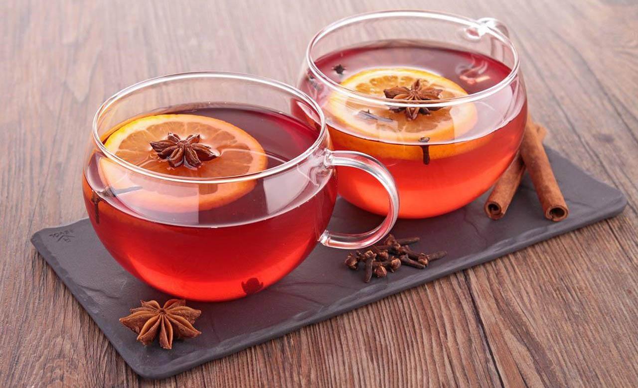 El té rojo cuida el corazón