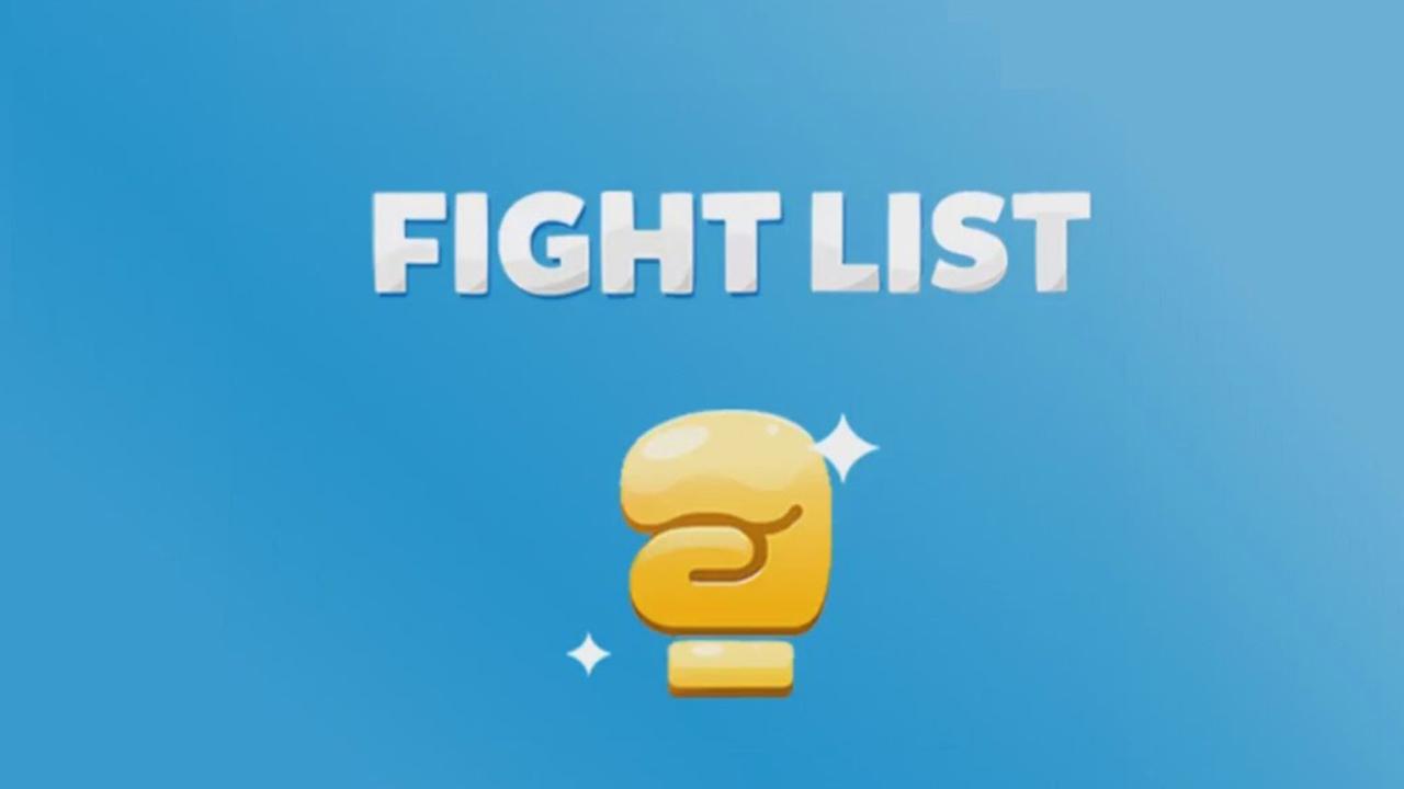 Fight List: El juego que ayuda a la mente