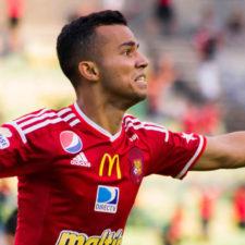 Reiner Castro jugará con el Santiago Wanderers