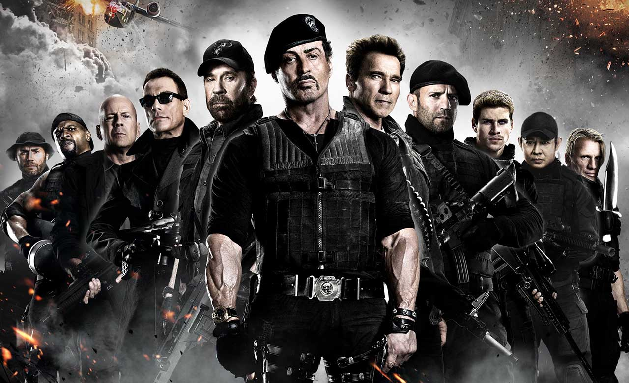 The Expendables tendrá uan cuarta entrega