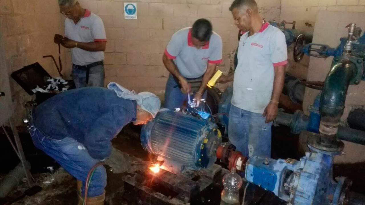 Hasta tres obras de mantenimiento y reparación fueron reportadas por el organismo