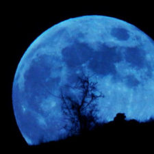 Superluna de sangre azul invadirá el cielo