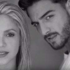 "Shakira y Maluma estrenan video de ""Trap"""