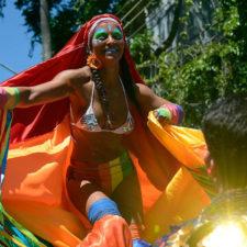 Brasil celebra sus carnavales a lo grande