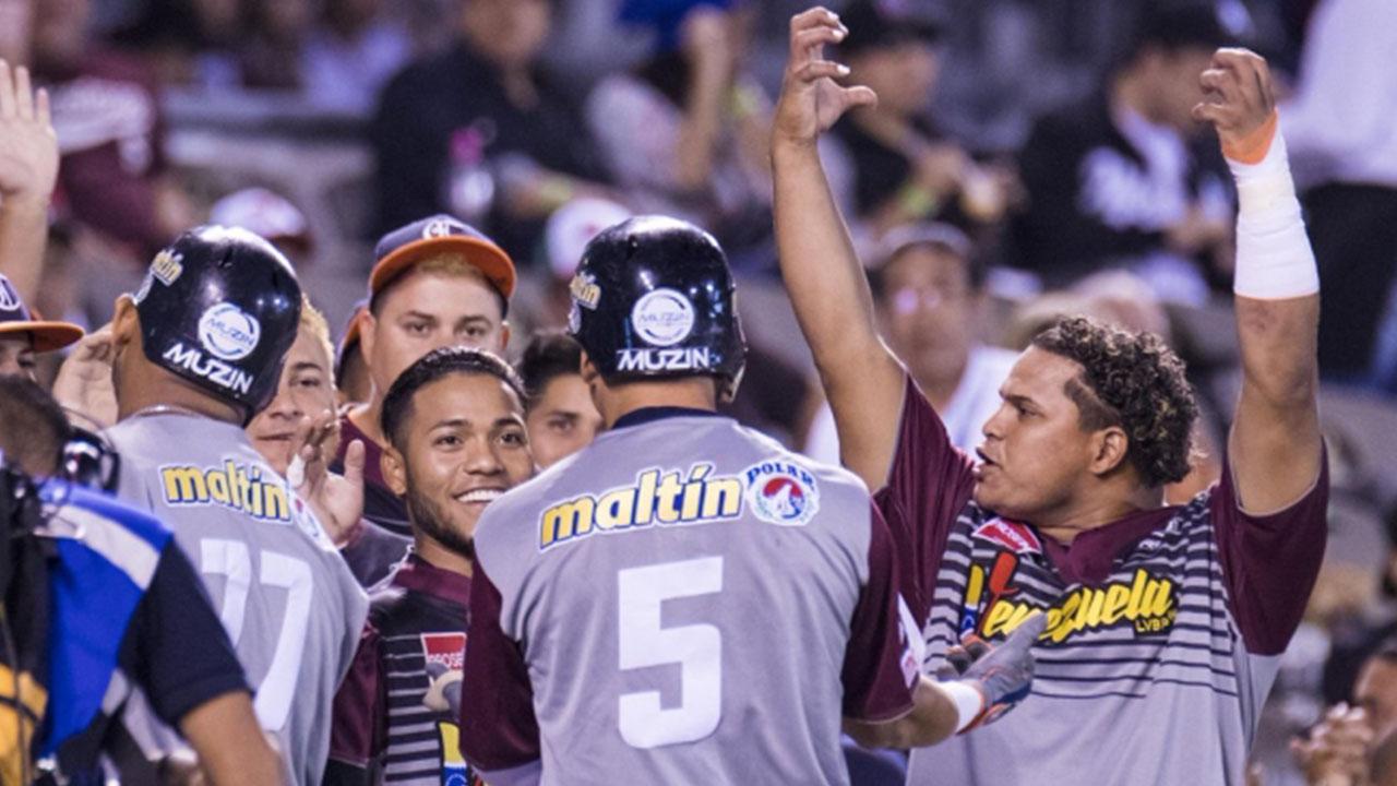 El equipo venezolano dominó a Tomateros de Culiacán y logró su pase a la siguiente fase de la Serie del Caribe al derrotarlos 6-4