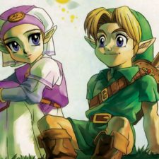"""The Legend of Zelda"" tendrá su serie de manga"