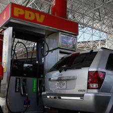 Cobro de combustible en la frontera será en petros