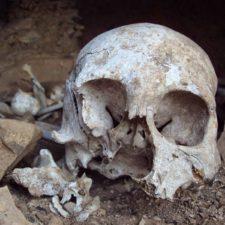 Turistas descubren restos de indígenas en Argentina