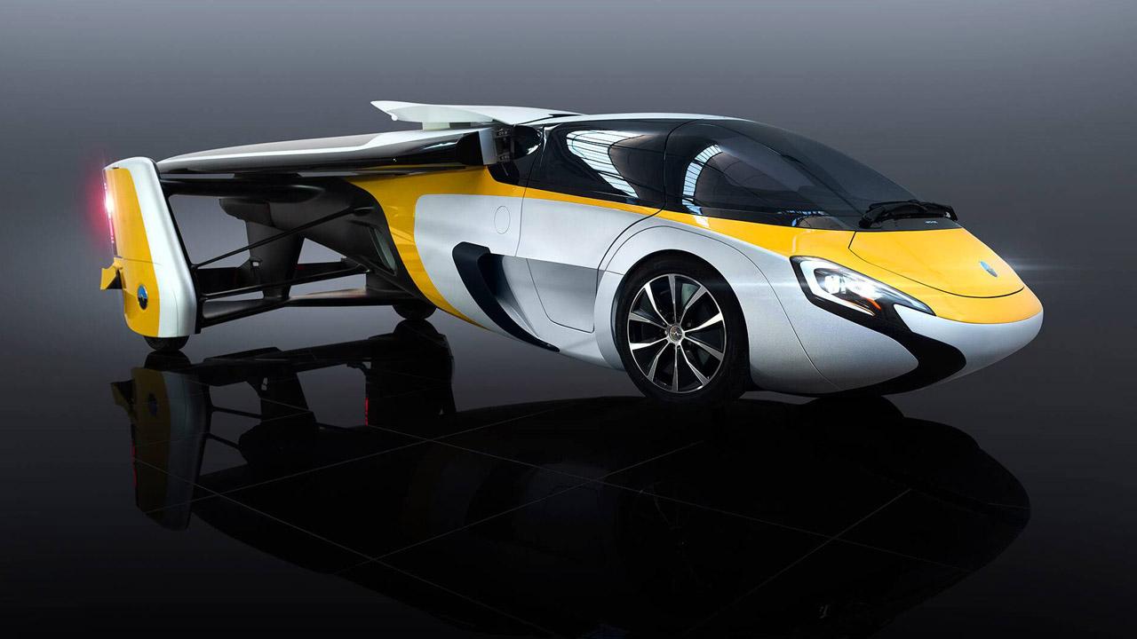 """La empresa californiana Kitty Hawk lanzó el modelo """"Cora"""", un vehículo llamado a ser la nave de la nueva era"""