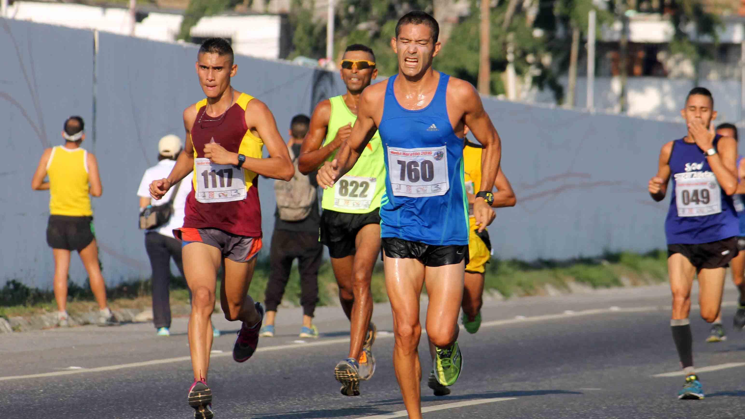 El Sumario - Caracas vibrará con el Maratón 42K