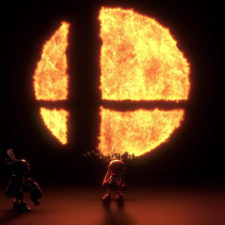 Nintendo reveló tráiler de Super Smash Bros para Switch