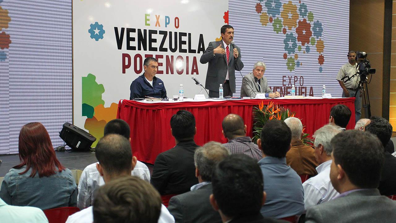 En el evento, la estatal petrolera Pdvsa participará como uno de los patrocinantes oficiales