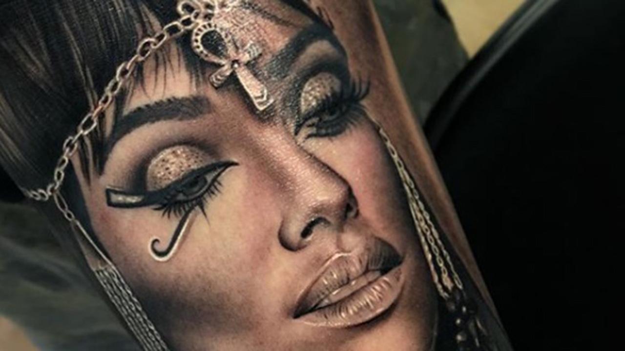 El artista corporal es uno de los talentos emergentes en el mundo del tatuaje, destacando con cada uno de sus diseños y trabajos realizados