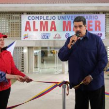 Maduro inauguró Universidad Martin Luther King en Lara