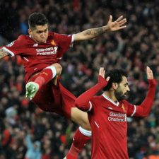 Liverpool acaricia la final de la Champions League