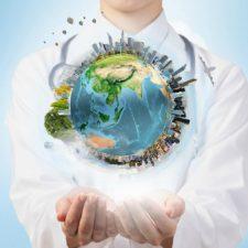 Día Mundial de la Salud con miras al universo