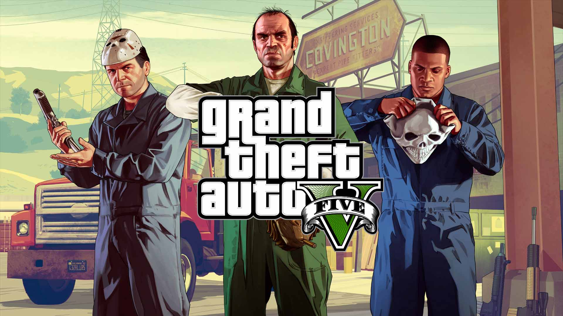 GTA V ha recaudado más dinero que cualquier película