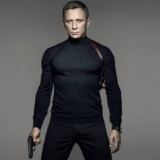Daniel Craig estará en la nueva cinta de James Bond