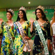 Miss Venezuela promueve el voluntariado