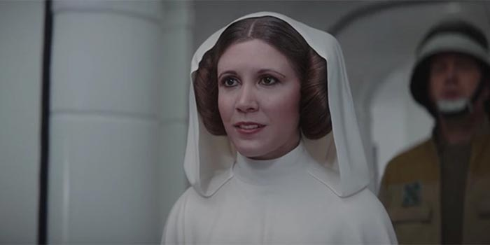 Lucasfilms escaneó a los protagonistas de Star Wars