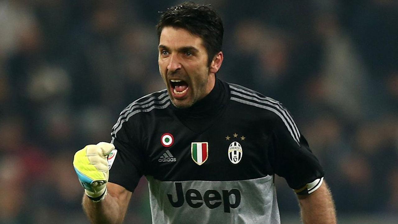 El guardameta de la Juventus de Turín, se encargará de poner acento en la presentación de los 11 nuevos tanques