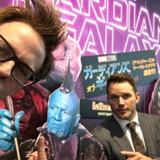 "James Gunn habla de un ""crossover"" con Deadpool"