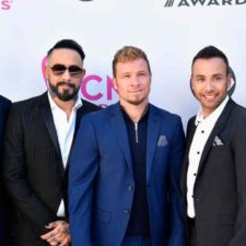 """Don't Go Breaking My Heart"", nuevo tema de Backstreet Boys"