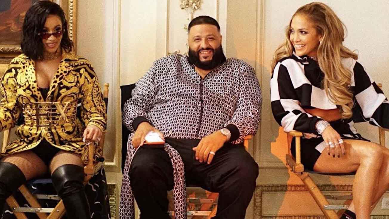 La canción que cuenta con la colaboración de Cardi B y DJ Khaled ha tenido buena receptividad desde su estreno