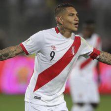 Paolo Guerrero sí jugará con Perú en Rusia 2018