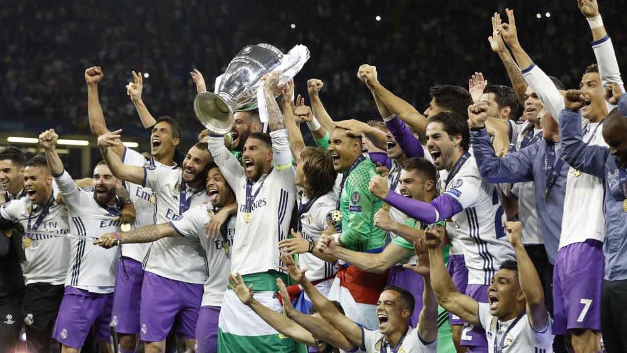 Real Madrid, Barcelona, Atlético y Sevilla se han adueñado de los principales títulos en el viejo continente
