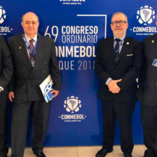 González fue elegido Primer Vicepresidente de Conmebol