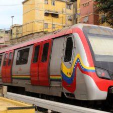Metro de Caracas realizó trabajos de mantenimiento
