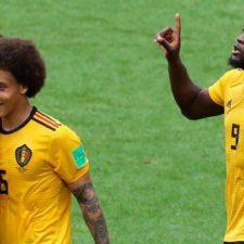 Bélgica dio una exhibición de fútbol ante Túnez