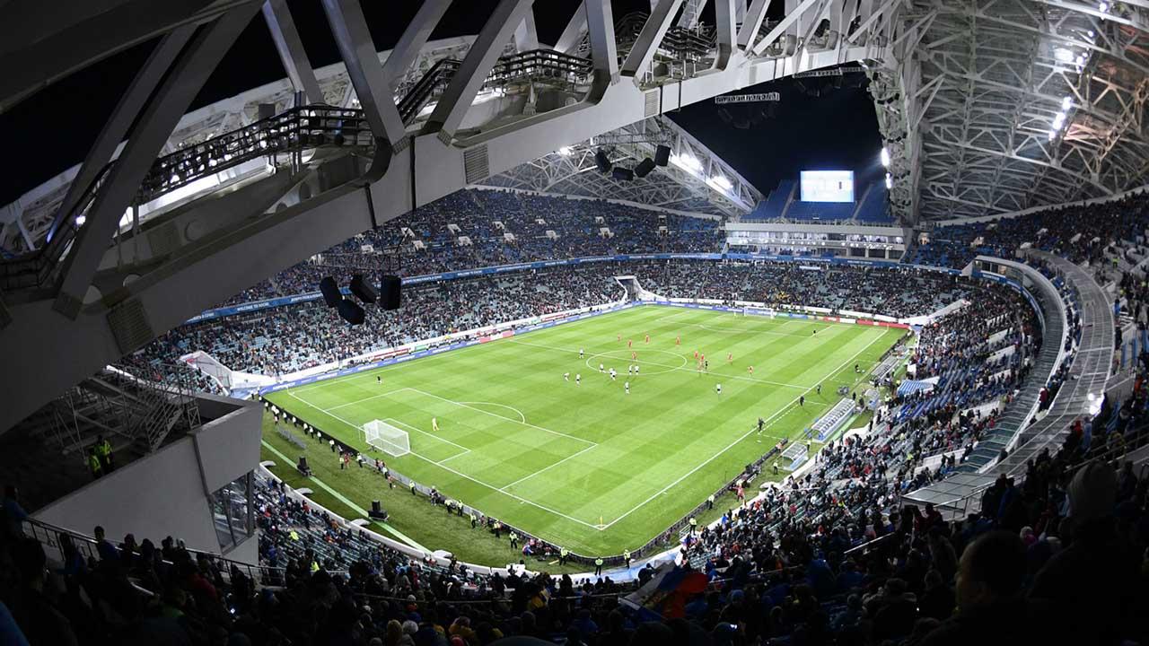 El hecho ocurrió en el estadio de Nizhni Nóvgorod, donde Suiza y Costa Rica se enfrentaron en su último partido