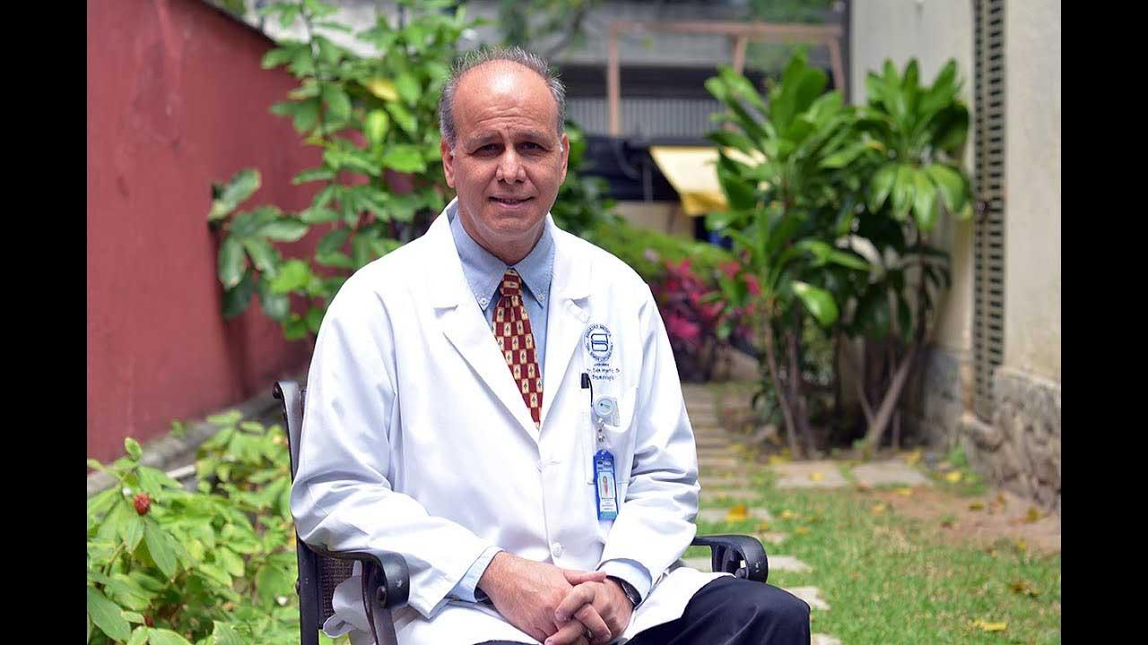 El médico especialista en traumatología resaltó los avances que ha tenido esta rama de la medicina con la tecnología