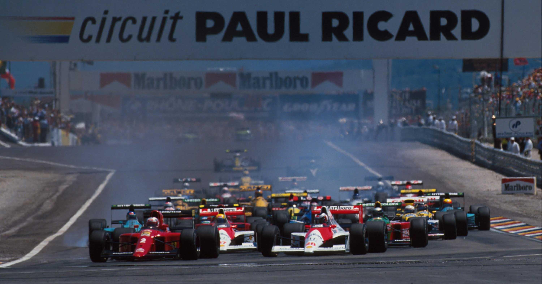 """El Sumario - Casi tres décadas después de la última vez que se corrió en el circuito Paul Ricard regresa el Gran Premio de Francia al """"Gran Circo"""""""