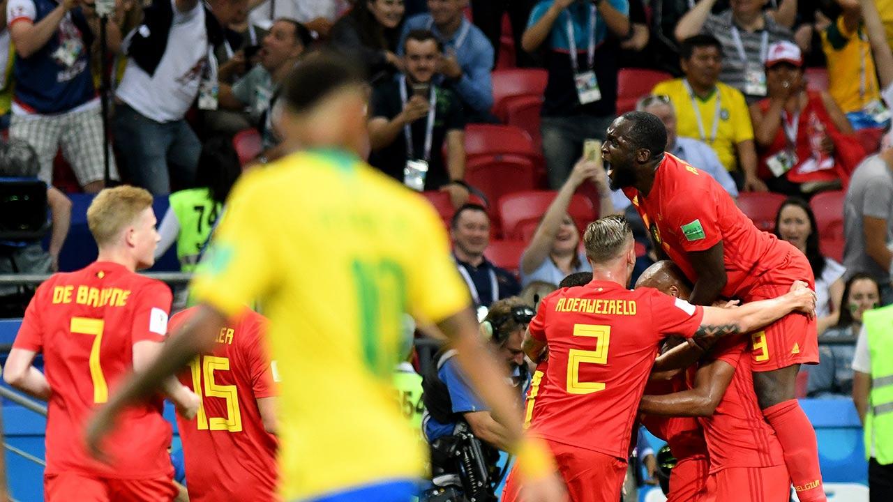 Los Diablos Rojos logran llegar a seminales en las que se disputarán el pase a la final contra Francia