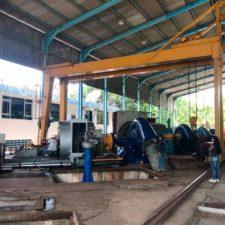 Culmina con éxito labores de mantenimiento del Sistema Tuy III