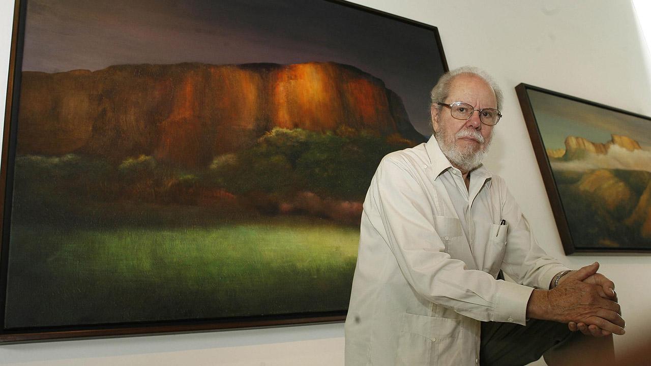 La versatilidad del trabajo del artista venezolano podrá verse a partir del 7 de julio en la Galería Odalys