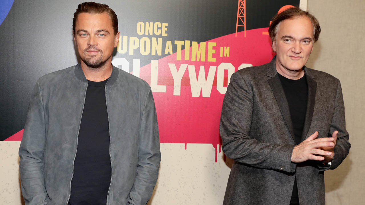 "La cinta ""Once Upon a Time in Hollywood"" será estrenada a finales de julio de 2019"