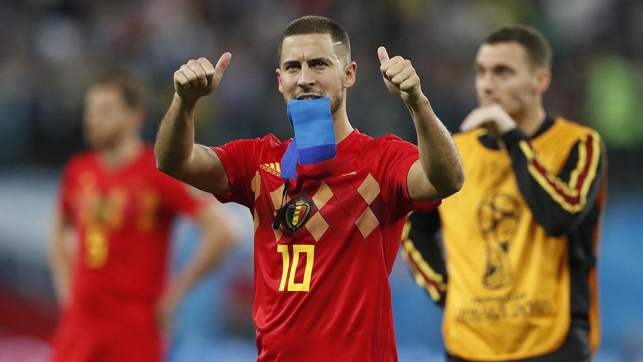 El centrocampista del Chelsea FC apareció en un estudio de su país gracias a esta novedosa tecnología