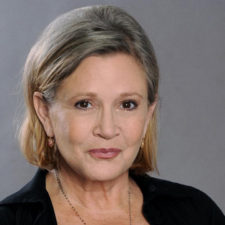 Carrie Fisher aparecerá en Star Wars IX