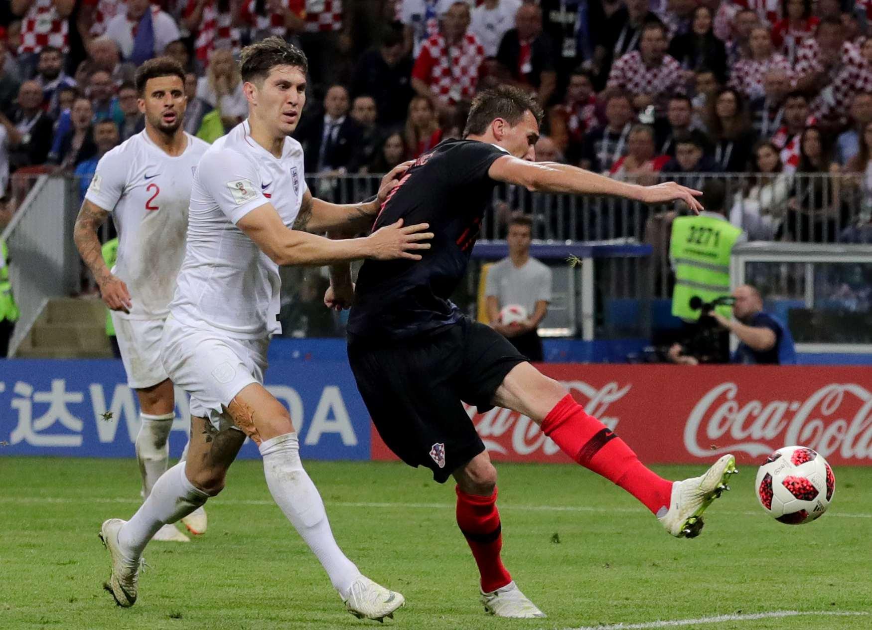 El equipo liderado por Luka Modrić venció a Inglaterra 2-1 sentenciando el encuentro en el minuto 109' de la prórroga