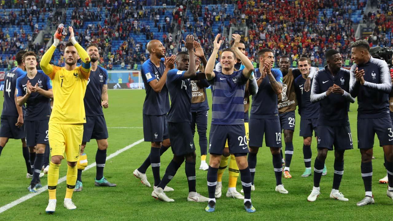 El gol del triunfo fue conquistado por el defensor francés y jugador del FC Barcelona, Samuel Umtiti